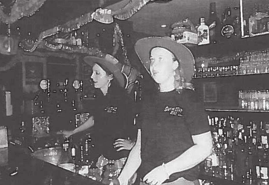Bar dello Shooters a Rimini